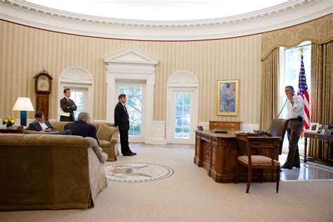 president obama oval office how to green up your home office