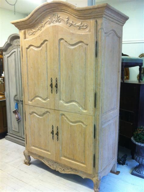 An Armoire by Maison Decor Using Transfer Gel An Armoire Makeover