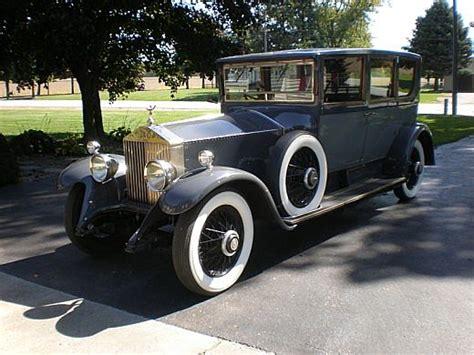 1928 Rolls Royce by 1928 Rolls Royce Phantom 1 For Sale Hobart Indiana