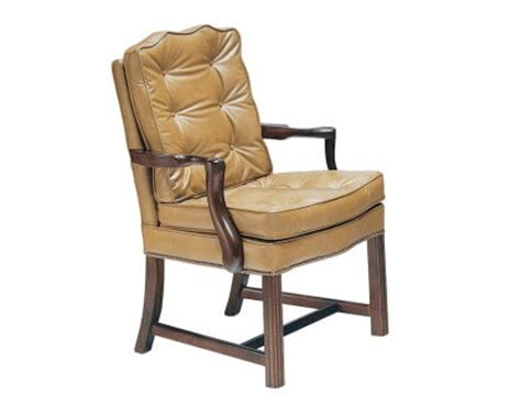 chippendale leather office chair 778 classic leather