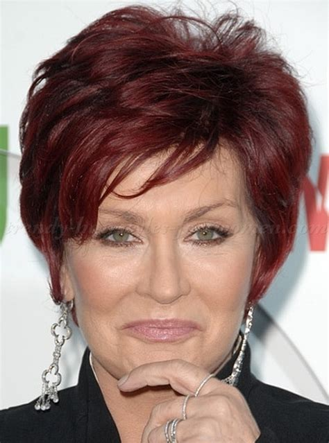 funky hairstyles for over 50 ladies short hairstyles over 50 short haircut for women over 50