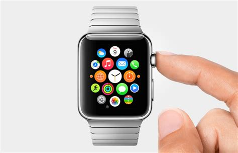 apple watch this is the apple watch slashgear