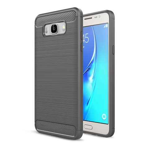 Hardcase Slim Armor Samsung C9 C9 Pro slim brushed hybrid shockproof back cover for samsung galaxy c9 pro ebay