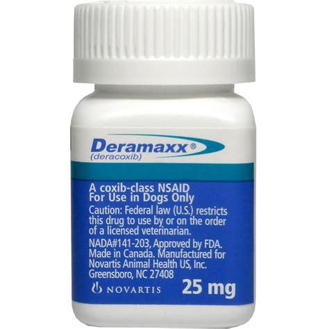 deramaxx dogs deramaxx per pill 25mg
