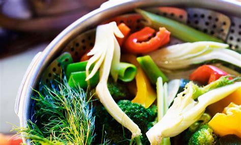 come cucinare la verdura cottura al vapore per cuocere la verdura senza perdere le