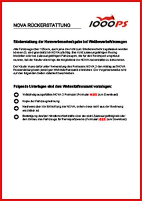 Kaufvertrag Motorrad Zugelassen by R 252 Ckerstattung Motorrad News