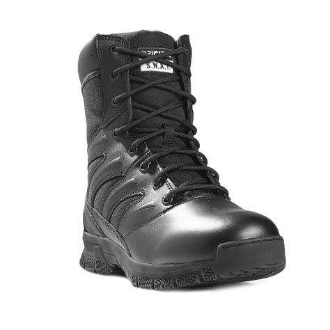 Original S W A T original s w a t 8 quot side zip boot