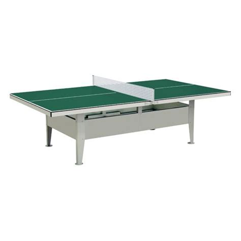 Outdoor Table Tennis Table by Mightymast Institution Waterproof Outdoor Table Tennis Table