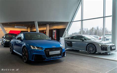 Audi Centrum by Ekspozycja Audi Sport W Audi Centrum Gdańsk Moto3m Pl