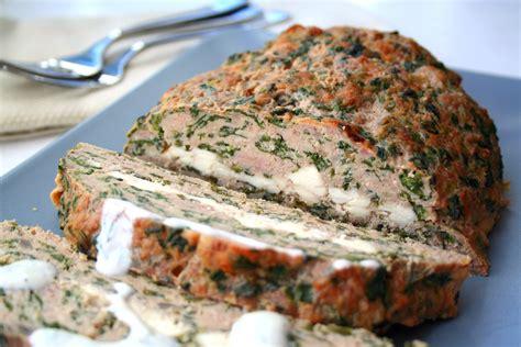 tzatziki ina garten diabetes recipes feta stuffed turkey meatloaf with