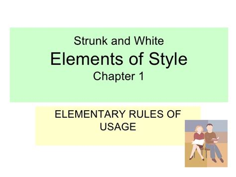 steunk style strunk and white chapter 1