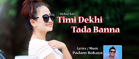 new year song xi xi ha ha timi dekhi tadha audio by melina with lyrics