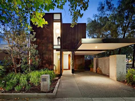 gorgeous contemporary home in melbourne with