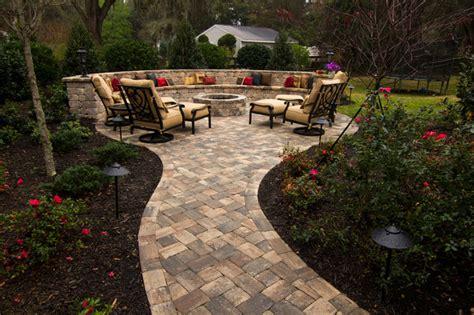 Beautiful Outdoor Patios in Orlando, Brick Pavers, Stone Services, Installation