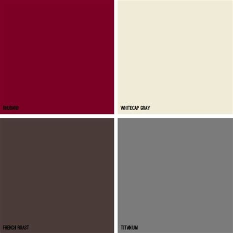 gray and brown paint scheme best 25 red color schemes ideas on pinterest red color