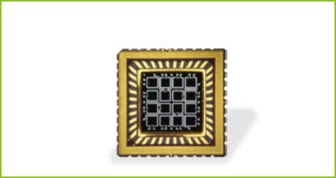 element diode array eluxi silicon two dimensional photodiode array