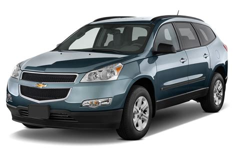 chevrolet traverse ls chevrolet traverse review and rating motor trend