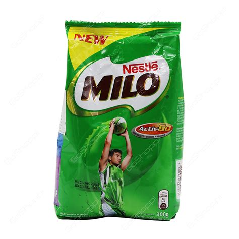 Nestle Milo Active Go 300 Gr buy beverages products from grand xpress