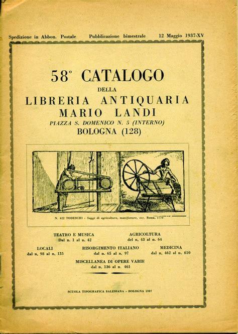 libreria antiquaria bologna pasolini 42 biblioteca comunale dell archiginnasio