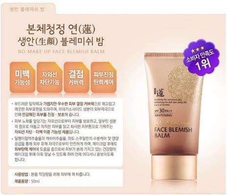 Dijamin The One Bb Bright Spf 30 best korean bb no makeup blemish balm whitening