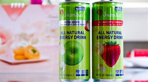energy drink jamba juice nestle jamba juice energy drink primus green energy