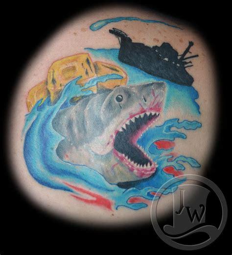 animal jaw bone tattoo jaws tattoo by jakew on deviantart