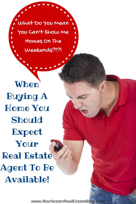 should i be a realtor 10 things to expect from your real estate agent when
