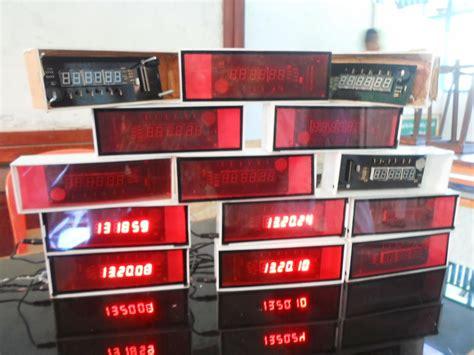 komponen untuk membuat jam digital led membuat jam digital sendiri dengan 7 segmen dan kumpulan