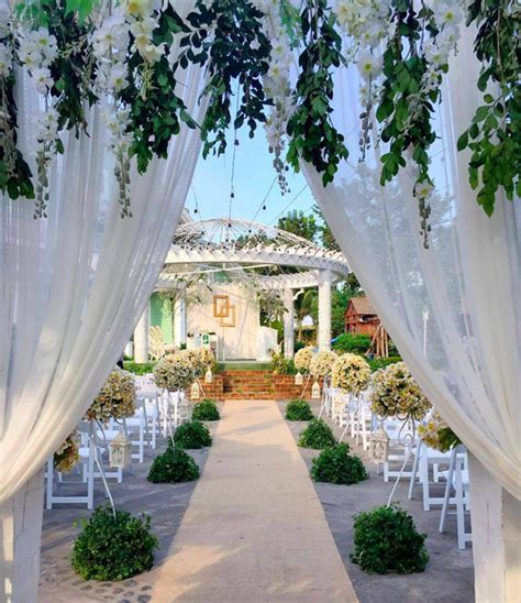 Wedding Garden by Beautiful Garden Wedding Venues Philippines Wedding