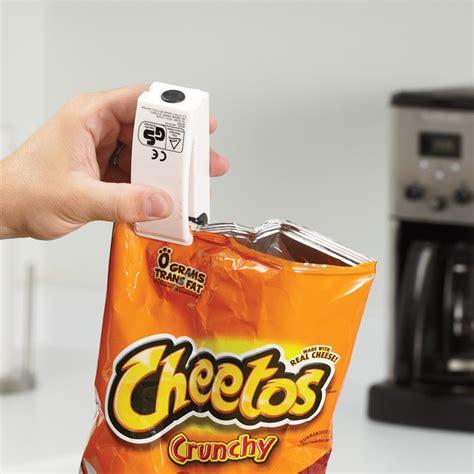 potato chip bag re sealer stuff you should