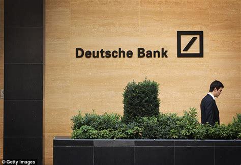 deutche bank uk deutsche bank faces scrutiny loans daily