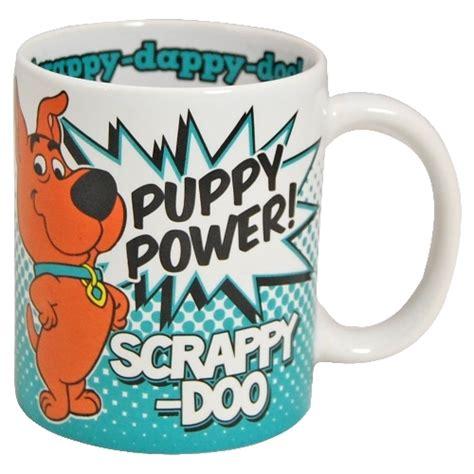 scrappy doo puppy power scrappy doo puppy power mug at mighty ape australia