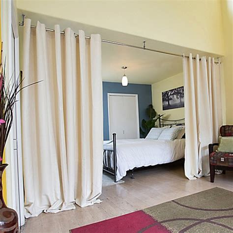 buy room dividers now small hanging room divider kit a