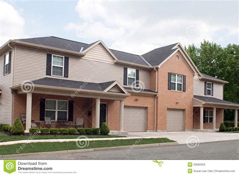 Ohio Housing by Cus College Apartments Stock Photos Image 33565053