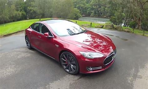 Tesla Model S Performance Review Tesla Model S P85 Review On Pdrivetv