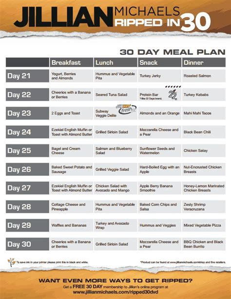 30 Day Detox Diet Plan Pdf by 17 Best Ideas About 30 Day Shred Diet On 21
