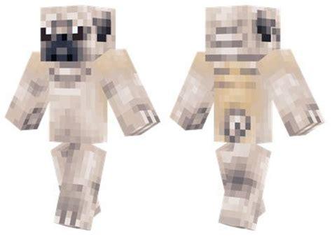 pug skin pug skin for minecraft pe 1 2 0 7 mcpe box