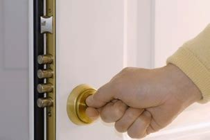 Different Types Of Front Door Locks Modern Front Door Inserting Card Electronic Hotel Door Lock