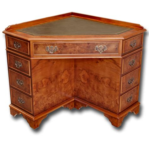 marshbeck ltd antique reproduction corner desk