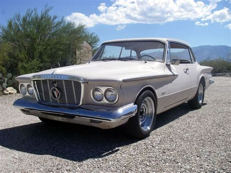 1962 plymouth valiant signet slant six comes filled with