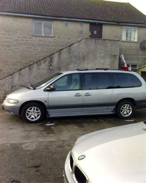 2000 Chrysler Voyager by Chrysler Grand Voyager 2000 Page 2 Pics About Space