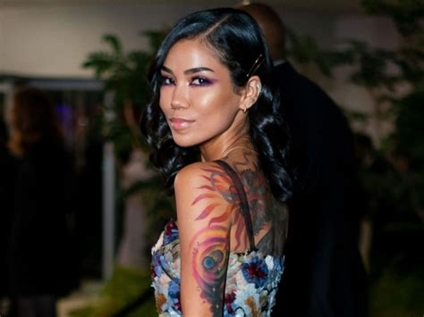 big sean tattoos jhen 233 aiko gets big covered but it s quot all