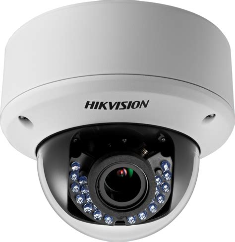 Cctv Hd Hikvision Turbo Hd Ds 2ce56d5t Vfir Cctv Fixed Dome