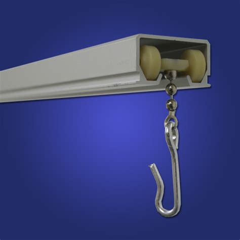hospital curtain track duralign hospital and cubicle curtain track kits