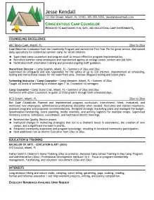 Objectives Of Career Guidance Counselor Resume Resume Format Download Pdf
