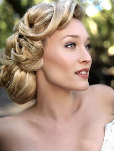 hairstyles for women over 50 wedding day 1940s hairstyles for womens to try this year feed