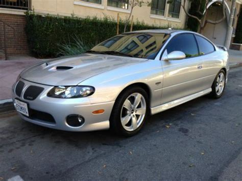 manual cars for sale 2006 pontiac gto seat position control buy used 2006 pontiac gto original owner low 34k miles 6 speed manual 6 0 v8 ls2 silver in long