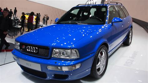 Audi Rs2.1:18 Scale Audi RS2 And RS 4 By Otto Mobile ... Audi Rs2 Mobile