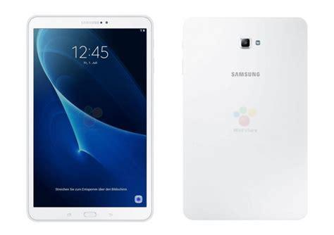 Harga Samsung Galaxy Tab A6 Gsmarena samsung galaxy tab a 10 1 2016 gets fully revealed in