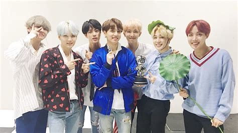 bts m countdown watch bts takes 3rd win for dna on m countdown